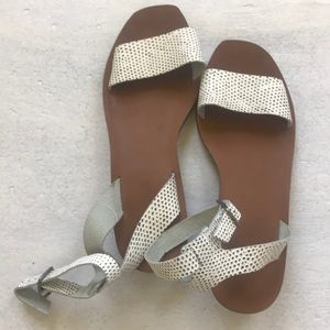 Cute madewell leather sandals 7.5